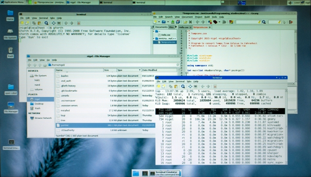 Fedora Linux Installation