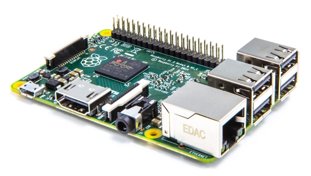 Hot From the Oven A Raspberry pi with a tasty CPU