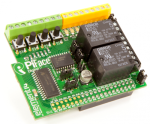 The PI-face Digital 2 Input and output interface board