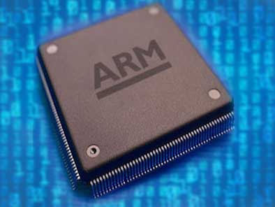 Advantages of ARM (Soc) system on a chip CPU's