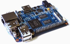 Banana Pi M2 ARM A31s CPU , based system